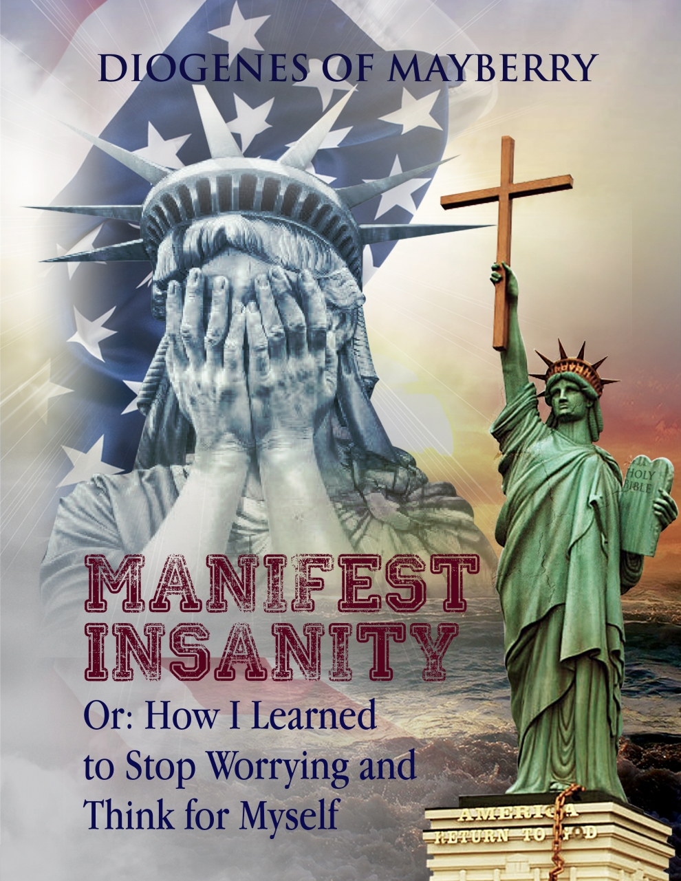 Manifest Insanity - Cover, e-book