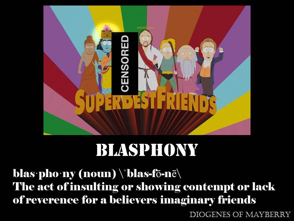 Blasphony