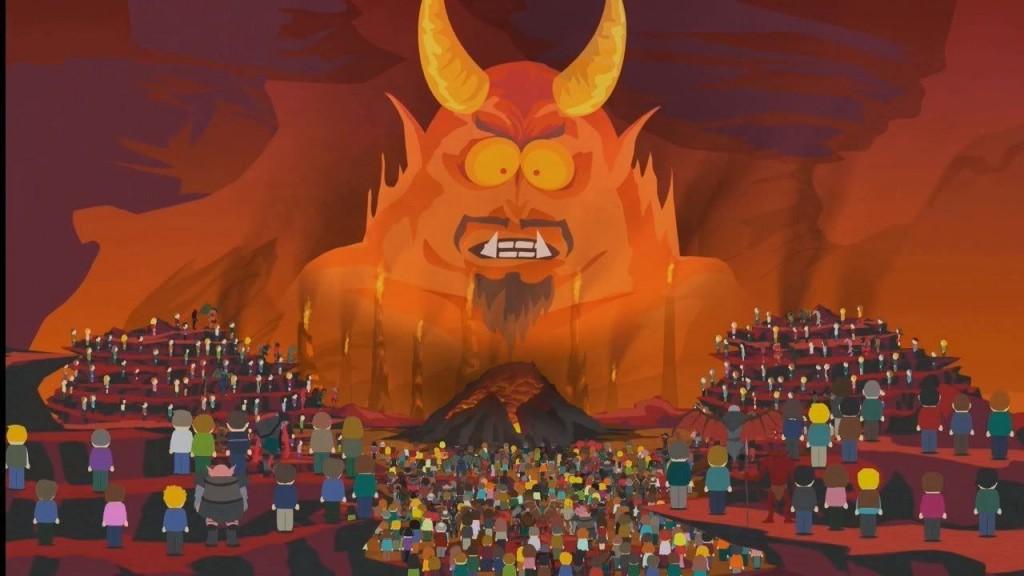 Southpark Satan