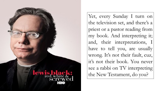 Lewis Black - Interpretations.jpg