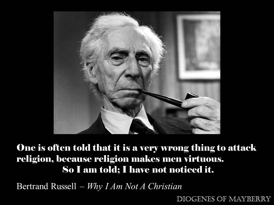Russell - Virtuous Men